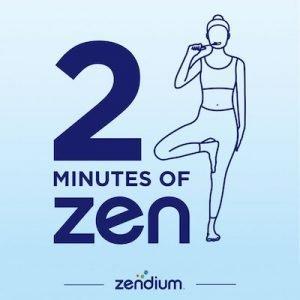 Two Minutes of Zen