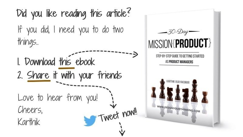 download ebook - 30-day product mission for product managers