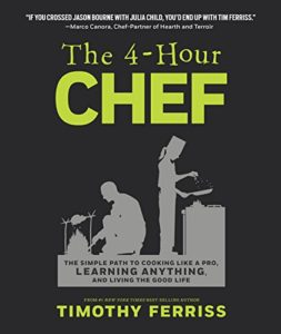 2016 Gift Guide Tim Ferris 4 Hour Chef