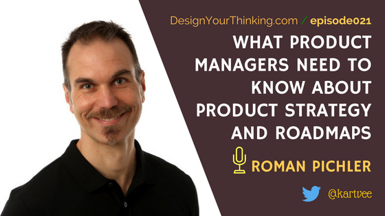 product strategy with roman pichler