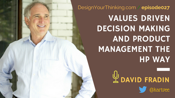 values driven decision making