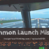 launch mistakes