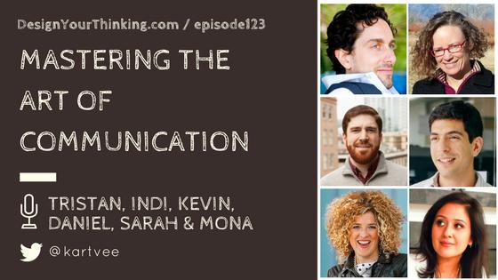 product mindset communication