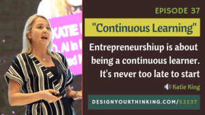 How Continuous Learning Helped Me Succeed as an Entrepreneur?