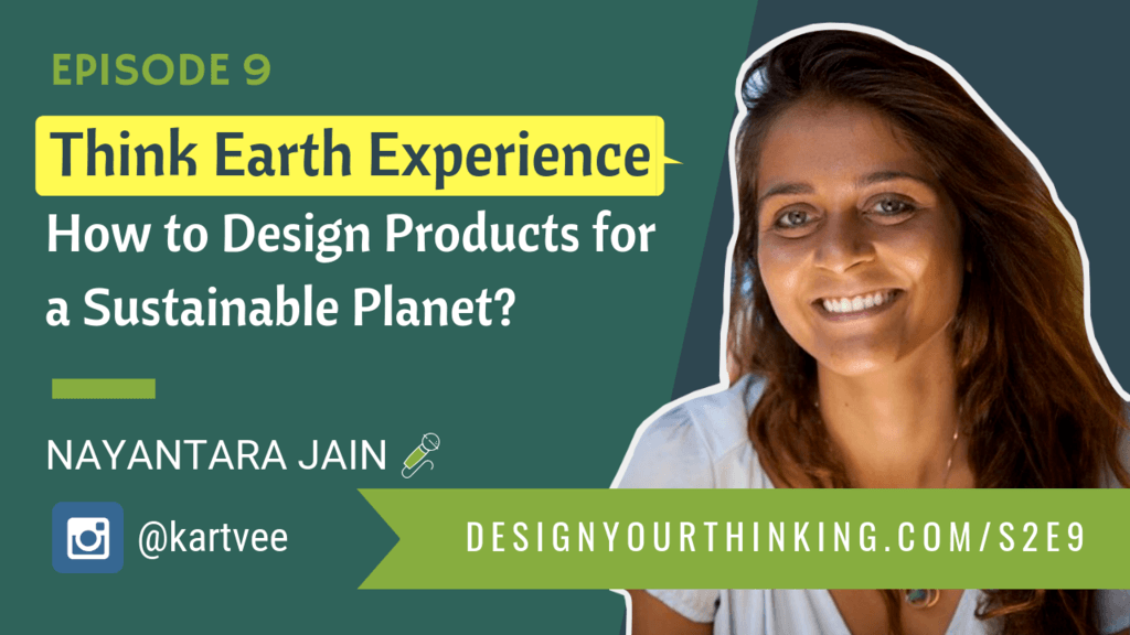 thinking beyond user experience - earth experience