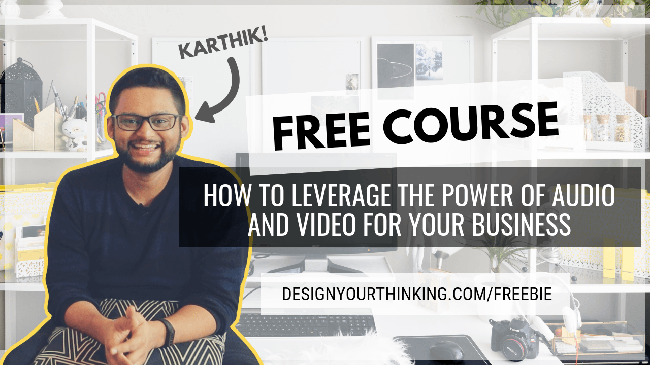 free course design your thinking