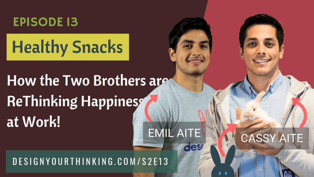 rethinking Happiness with healthy snacks desk nibbles