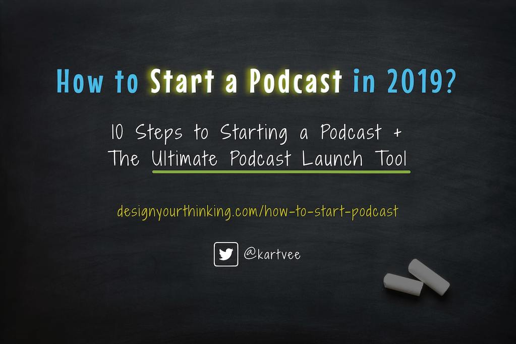 how to start podcast and the ultimate podcast launch tool