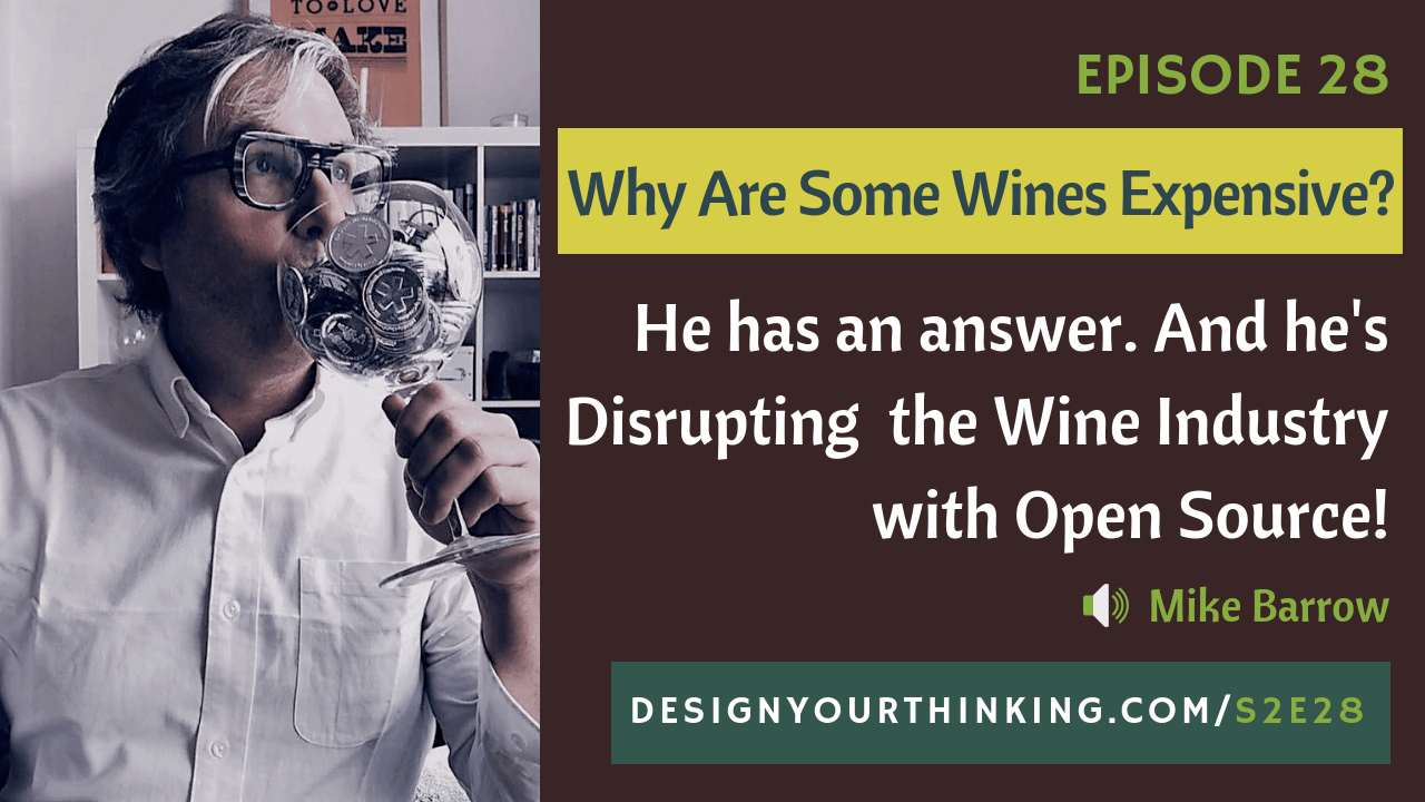 disrupting wine industry with open source winery