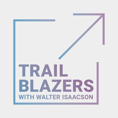 Trailblazers with Walter Isaacson by Dell
