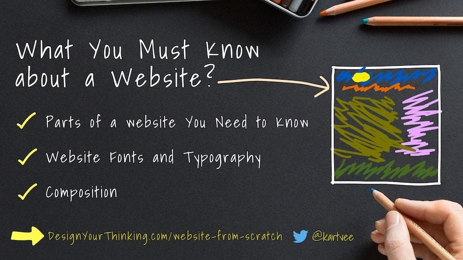 what you need to know about a website